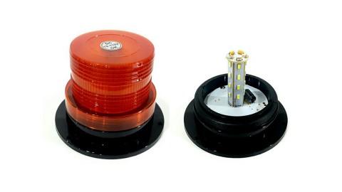 ESCORT WL69 Lampu Rotary LED