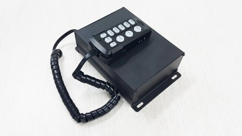 LANDUN CJB150DA Amplifier Sirine Handheld 150W
